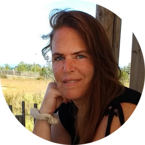 Photo portrait de Nadège, créatrice des crèmes Alchimy